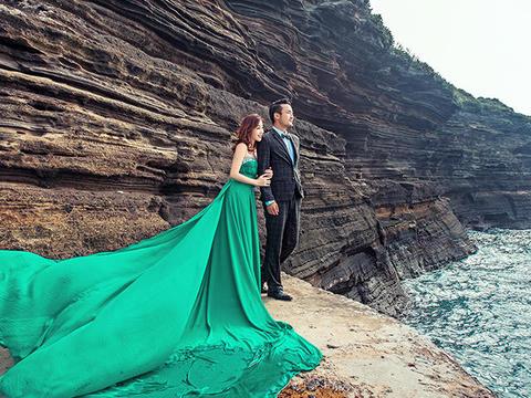 北海+涠洲岛婚纱照VIP组合套系