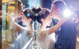 纯美造型 婚礼跟妆+跟拍超值套餐+亲友妆