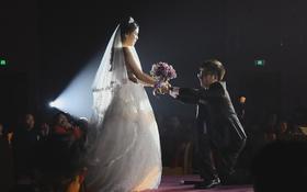 福州皇冠假日酒店三机婚礼