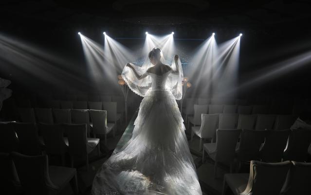许言《光与影——light&shade》婚礼秀
