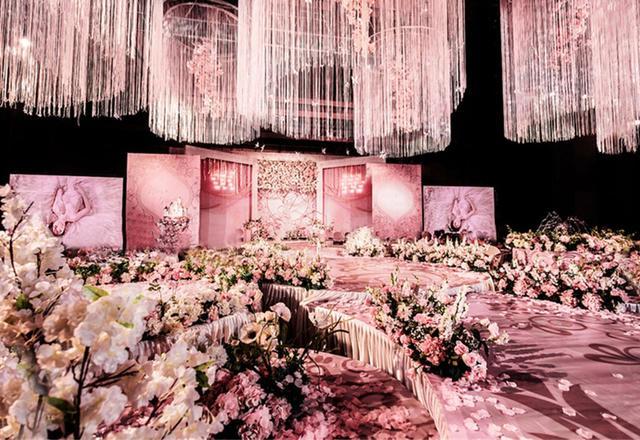 《Rose Quartz》--蒂琦娜婚礼定制