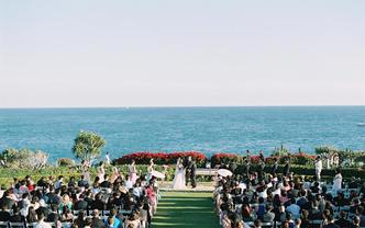 【洛杉矶丽思卡尔顿】天使之城 热情浓烈小型婚礼