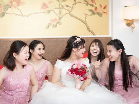 【特惠】佳能5D4顶级红圈镜头双机位婚礼跟拍