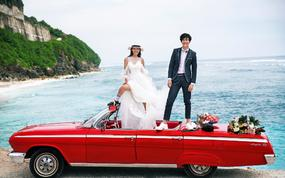 【巴厘岛站】美乐思+复古汽车+微电影+酒店接机