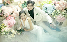 【婚纱摄影】唯美韩式系列婚纱照 先拍照后付款