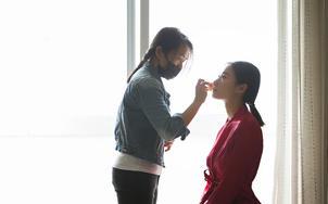 南宁婚礼跟妆 全程使用一线品牌化妆品 送伴娘妆