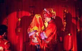 【品尊婚礼顾问】传统中式婚礼套系