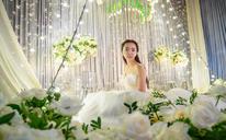 清新婚礼布置 | 安妮塔婚礼馆 | 美好