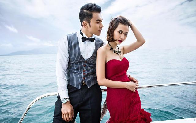 金夫人全球旅拍-游轮出海(三亚站)