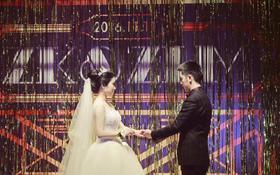 一起步入婚姻的殿堂—Hello魔镜高级婚纱礼服