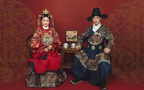 【叁木映画】古董收藏级嫁衣 八服八造 超高性价比
