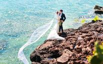 秀摄影环球旅拍 海景纪实风格