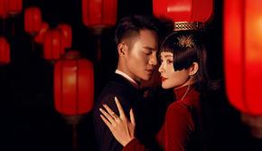 【新中式】婚纱照必拍风格丨让传统更国潮