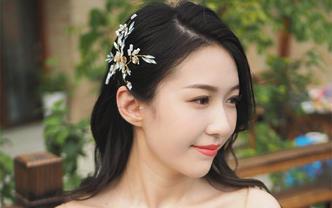 【小盒造型】全天新娘跟妆——总监档秀秀+副化跟妆