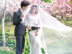 苏州左岸摄影 唯美婚纱照套餐《九宫格的热恋》