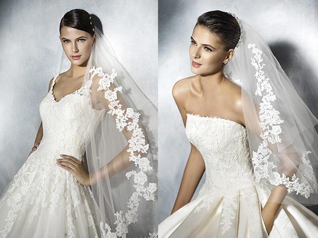 代理品牌-WHITE时尚婚纱系列
