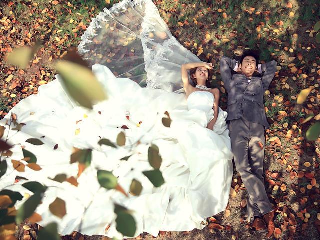 【可分期】结婚季热销爆款!超值特惠 创意婚纱照