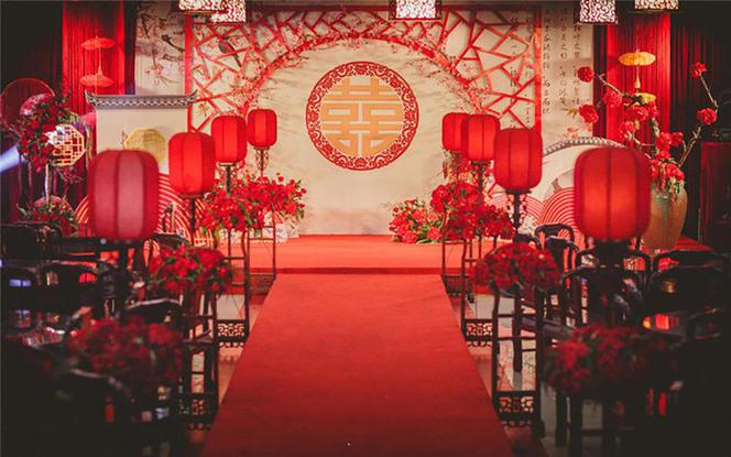 传承中式婚礼之美《帆影日边来,唯与佳人随》