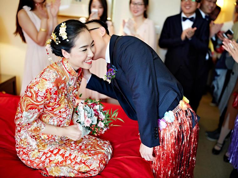 【一·路摄影机构】总监摄影 单机位 婚礼跟拍