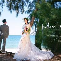 【好评如潮·8服8造】梦幻森系·海岛小清新婚纱照