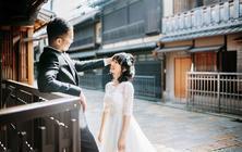 日本旅拍  送机票签证 婚纱照 写真奈良小鹿