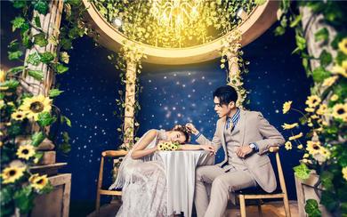 【大视觉摄影】浪漫夜景主题——星语星愿