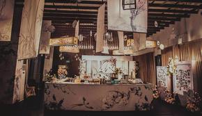 【好百年婚礼】-素雅大气新中式婚礼