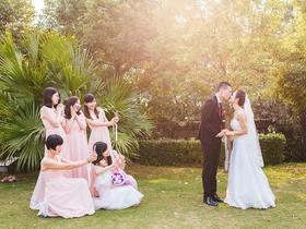 资深单机婚礼摄影
