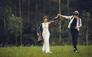 杭州鑫丽婚纱摄影
