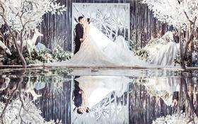 郑州婚礼跟拍-诺兰影社总监挡