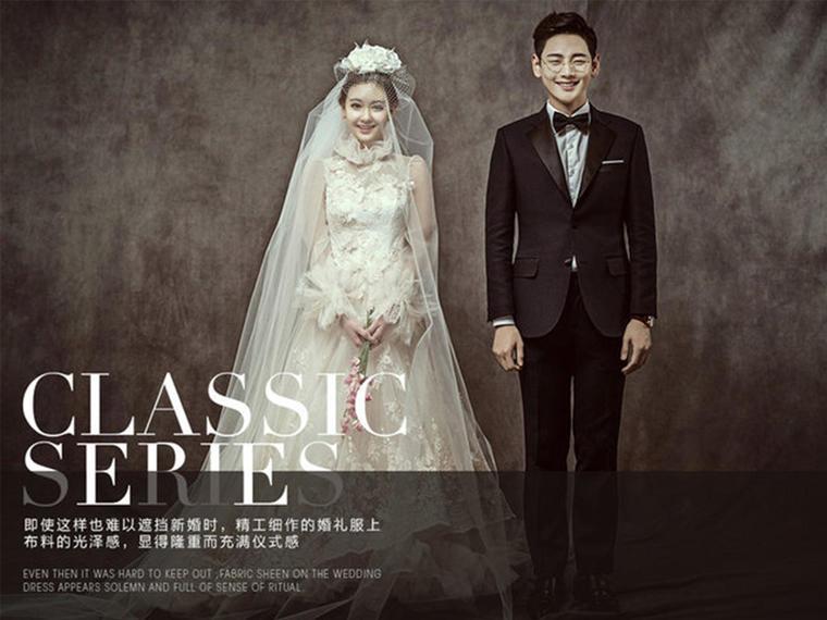《50 years classic》复古婚纱摄影系列