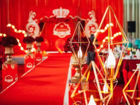 金色婚庆——骆驼敬德村中国风《红》