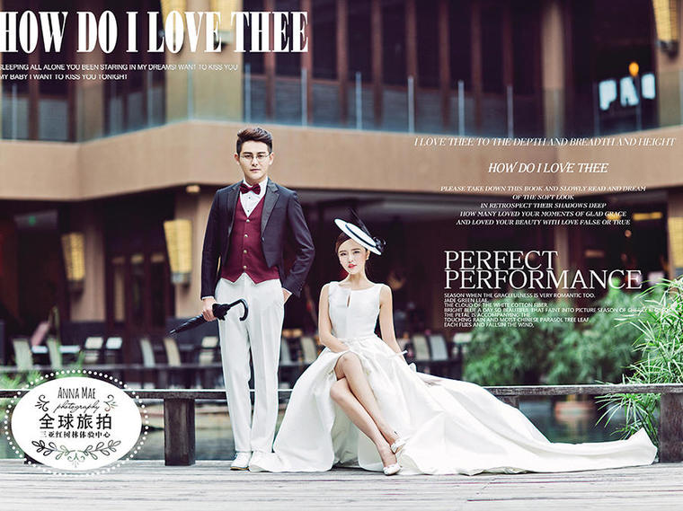 泰国.普吉岛-爆款婚纱照