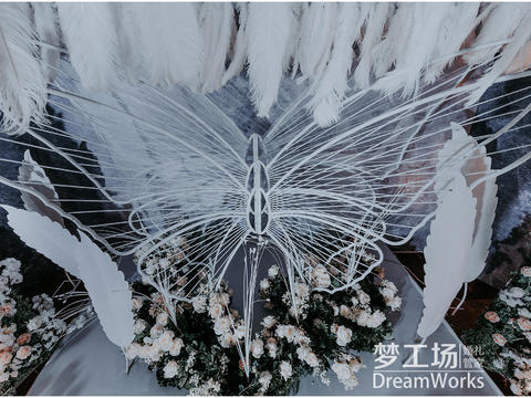 【梦工场作品】云中的Angel