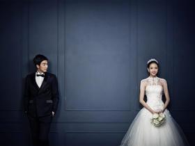 【潘朵拉   唯美韩式】复古内景婚纱照