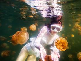 寻光记  海外水下旅拍套餐