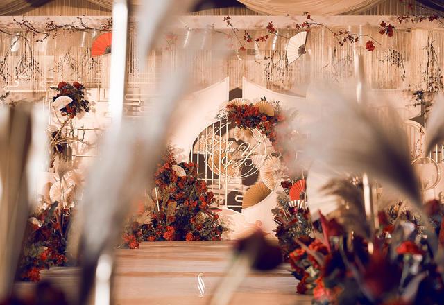 UCN婚礼·新中式·桃花灼