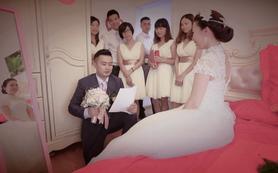 婚礼跟拍-资深摄像师双机位5D3