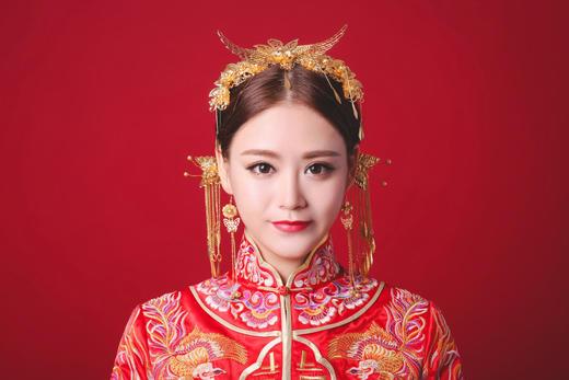 中式出门-秀禾服