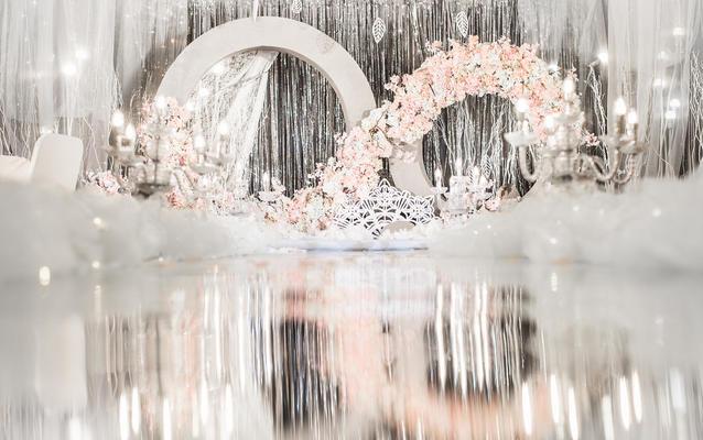 【TBO婚礼策划】流年  银白浪漫