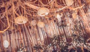 <新款上架>竹子创意意蕴新中式婚礼