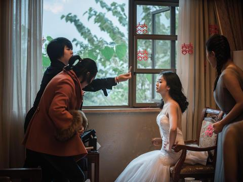 【金刚工作坊】总监档单机位婚礼跟拍