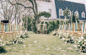 <钻禧婚礼>棒棰岛Spring of life