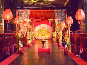 【创意中式】《欢城》新中式婚礼