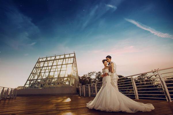 【客片分享】感谢周佳夫妇——凤凰岭水晶教堂