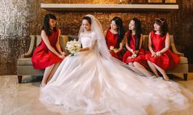 拾光公社总监档三机位婚礼摄影作品