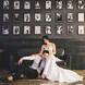 唯美韩式系列婚纱照 世界花卉大观园外景
