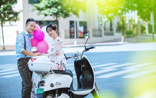 上杭大城小爱婚纱摄影--