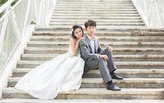 2016-09-21 小清新 跟拍 婚纱
