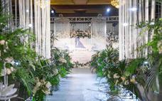 【花理派婚礼】关于爱的一场森系婚礼